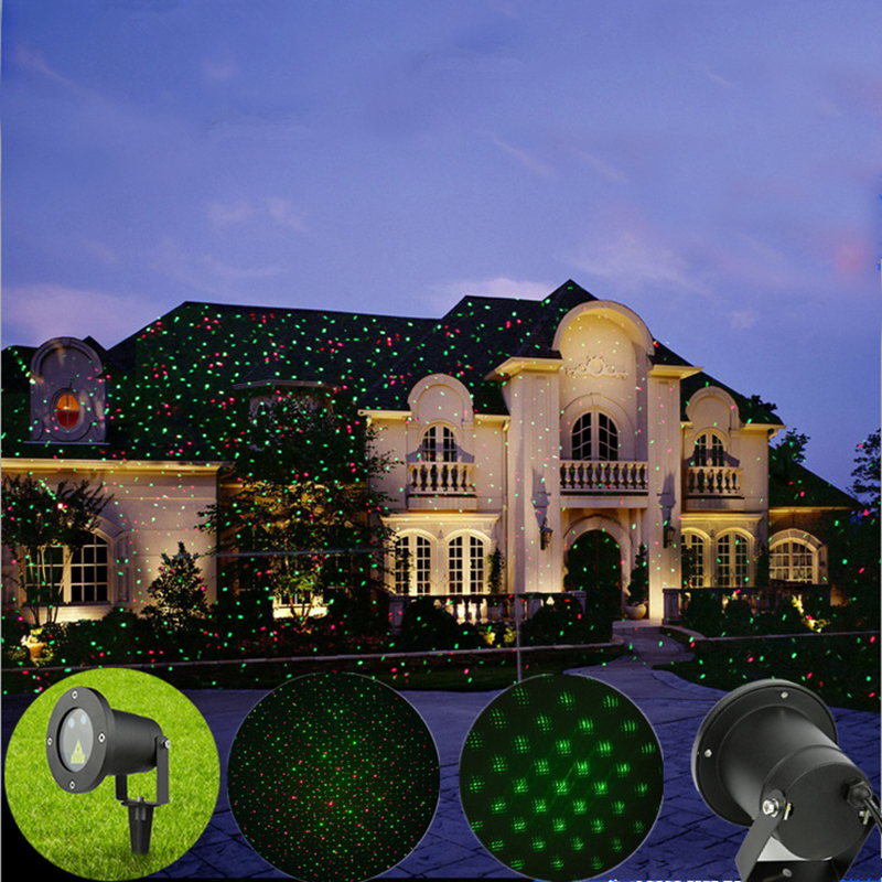 IP65 Outdoor Laser Landcape Lights Red Green Light Projector Stage Lighting Effect for Garden Waterproof Christmas Holiday Lamp new cctv lens 1 2 5 inch 6 22mm 5mp m12 mount varifocal lens f1 6 for 4mp 5mp cmos ccd sensor security ip ahd camera
