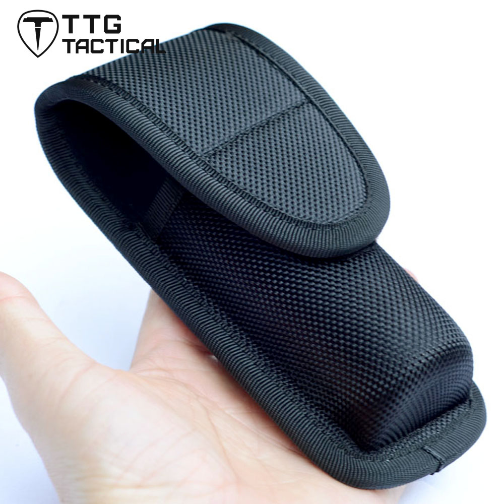 TTGTACTICAL SOS Pepper Spray Pouch (Pouch Only) Flashlight Holder Pouch