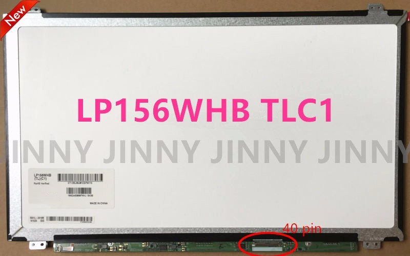 Free Shipping LP156WHB TLA1 LP156WHB TLD1 LP156WHB TLC1 Fit LTN156AT20 B156XW04 V 5 V 6 V