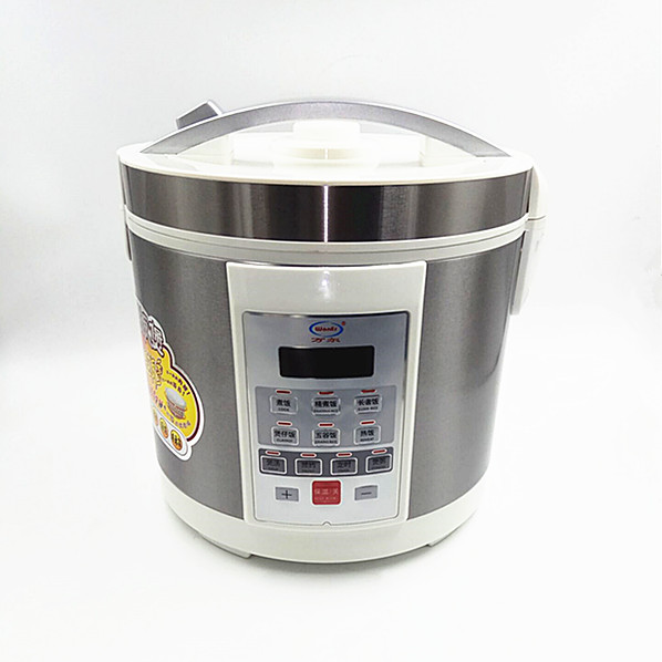 220V 3L 4L 5L Electric Rice Cooker High Temperature Resistant Ceramic Multifunctional Electric Rice Cooker With English Button