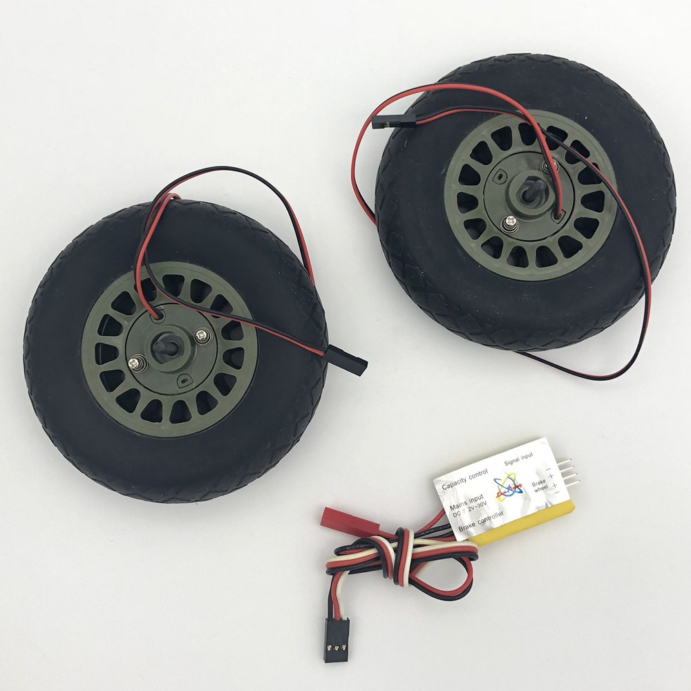 For, Model, With, Wheel, Hobby, Controller