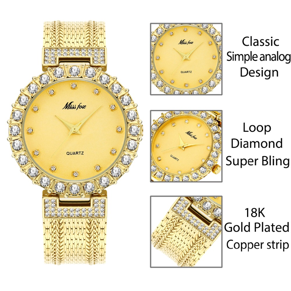 Women Watches Luxury Brand Watch Bracelet Waterproof Dropshipping 2019 Diamond Ladies Wrist Watches For Women Quartz Clock Hours 1