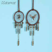 Ornament Dreamcatcher Pendant Car-Hanging Home-Decoration-Accessories Handmade Mini MIAMOR
