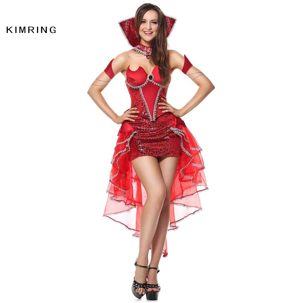 Popular Women Vampire Halloween Costumes-Buy Cheap Women Vampire ...