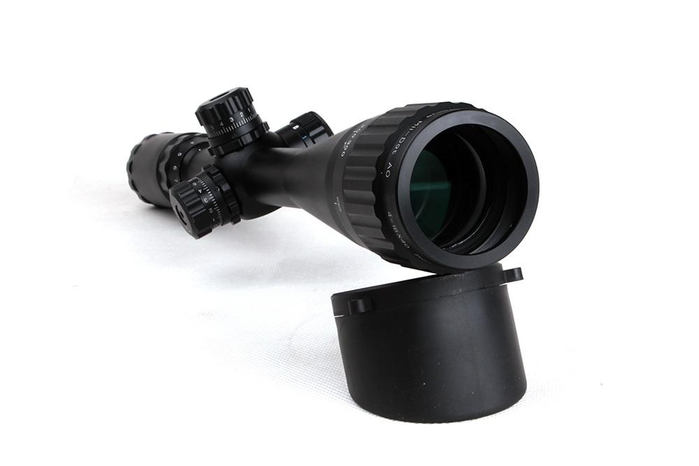 Visor óptico táctico KANDAR 4-16x40 AOE Rifle de retículo de punto - Caza - foto 3