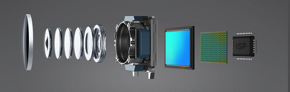 16.0MP Back Camera + 4.0MP Front Camera 2