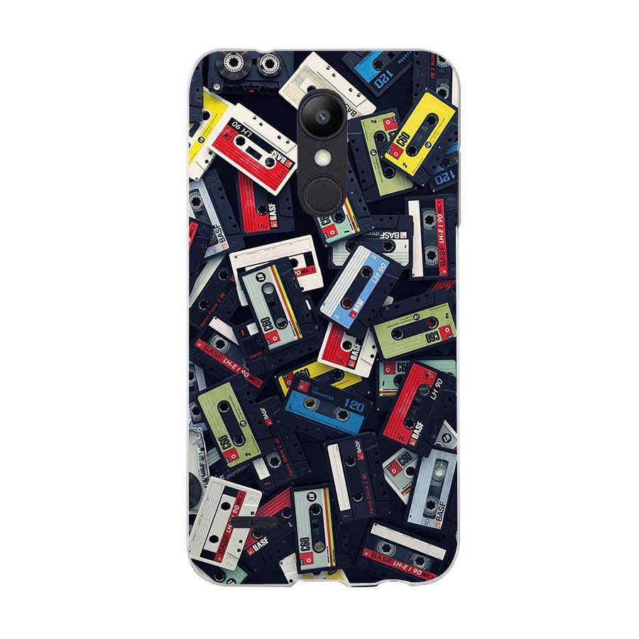 5.3 ''Lg K11 ケースシリコーンソフト TPU 猫裏表紙 Lg K11 18K 11 ケース動物 Funda lg K11 2018 LGK11 電話ケース Coque