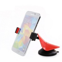 Windshield Dashboard Car Phone Holder Mount Cradle Sticky Suction Cup Stand Kit for iPhone 4 4s 5 5s 6 plus for Samsung LG G3 G2 180 degree rotation holder mount w h01 suction cup for iphone 4 4s black