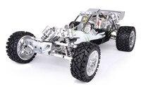 Все металлические ROVAN 1:5 BAJA 5B с мощным 30.5CC 2 х тактный двигатель