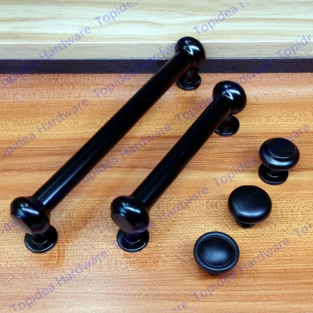 nºhole cc 128mm 160mm 192mm 224mm 256mm 320mm new black zinc alloy
