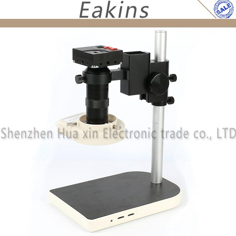 Plein 1/set 1080 P 16MP HDMI HD Industrielle Vidéo Microscope Caméra Ensemble 60F/S Haute Vitesse Vidéo pour Iphone pcb Réparation