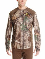 Men Robinson Products Camo S3 Midweight Long Sleeve Top Clothes Camo Realtree Xtra T Shirt Ghillie Suits