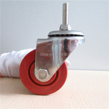 hot 4 inch stainless steel casters, with high temperature wheels