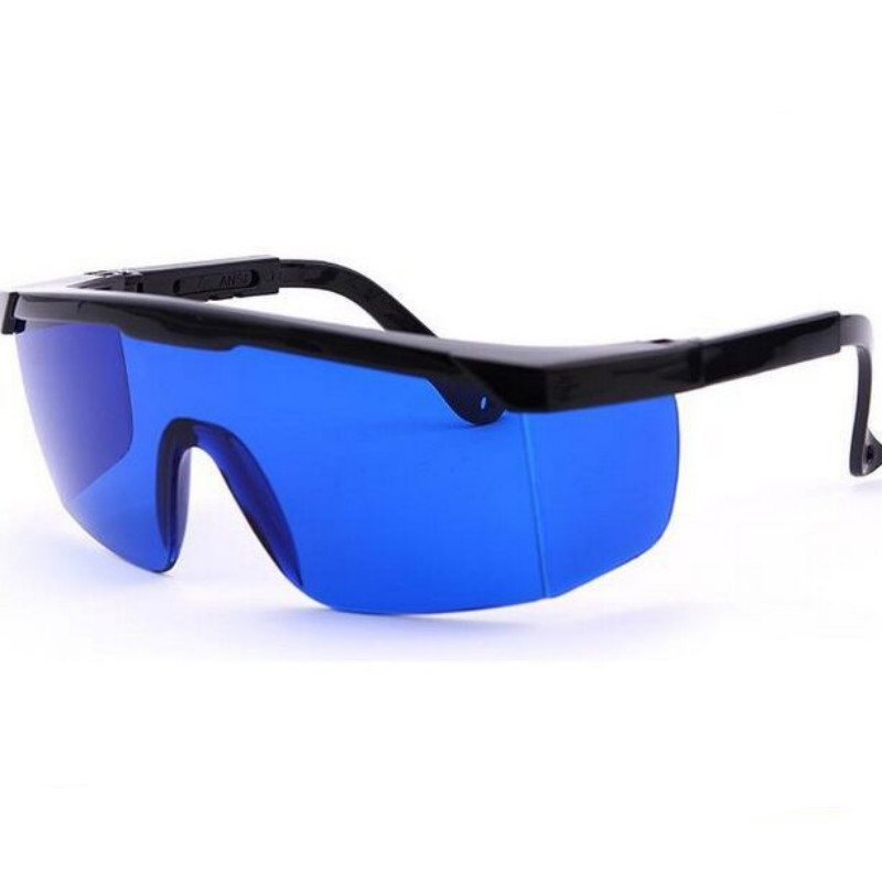 Blue Laser Protection Safety Glasses Welding Glasses Protective Goggles Green Eye Wear Adjustable Work Lightproof GlassesBlue Laser Protection Safety Glasses Welding Glasses Protective Goggles Green Eye Wear Adjustable Work Lightproof Glasses