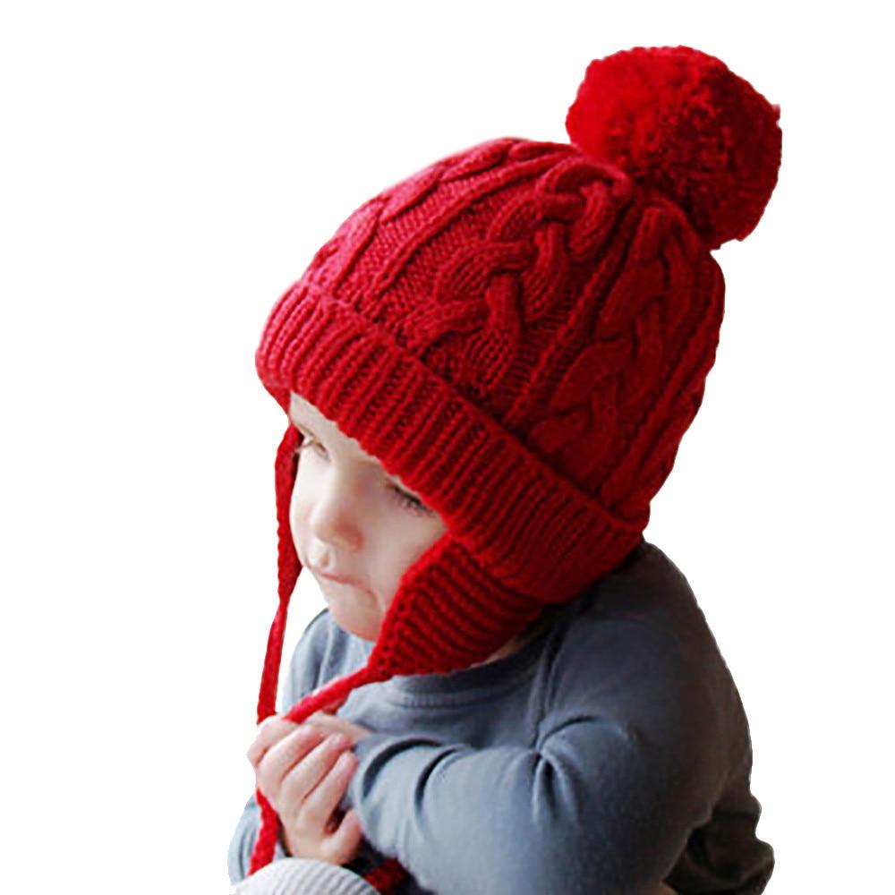 36-240packs Wholesale Solid Black Warm Winter Knit Ski Cap Beanies Skull Hat Lot