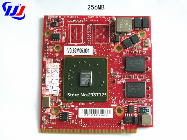 Graphics Spire Radeon Mobility HD3650 for Cer 4920G 5530G 5720G Video-Card Laptop ATI title=