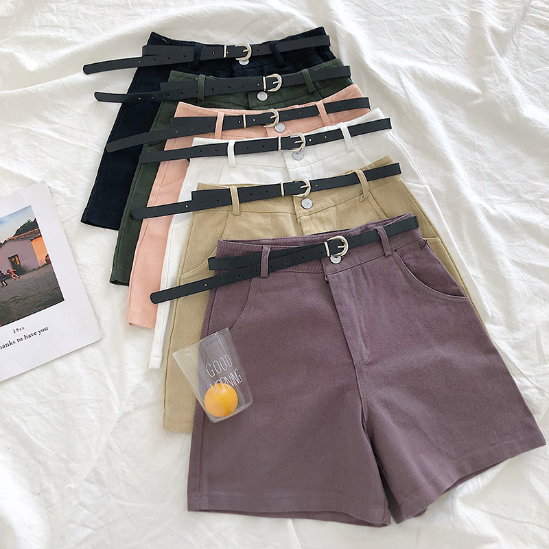 Cheap Wholesale 2019 New Autumn Winter  Hot Selling Women's Fashion Casual Sexy Shorts Outerwear FP64