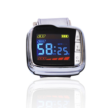 Reduce Blood sugar smart watch 650nm low level laser device for rhinitis relief blood circulation machine цены онлайн