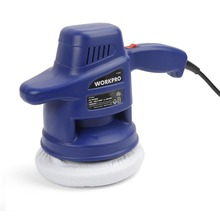 WORKPRO Car Polisher 3500rpm 120V/60HZ 0.4A Random Orbit Waxer/Polisher Free Shipping