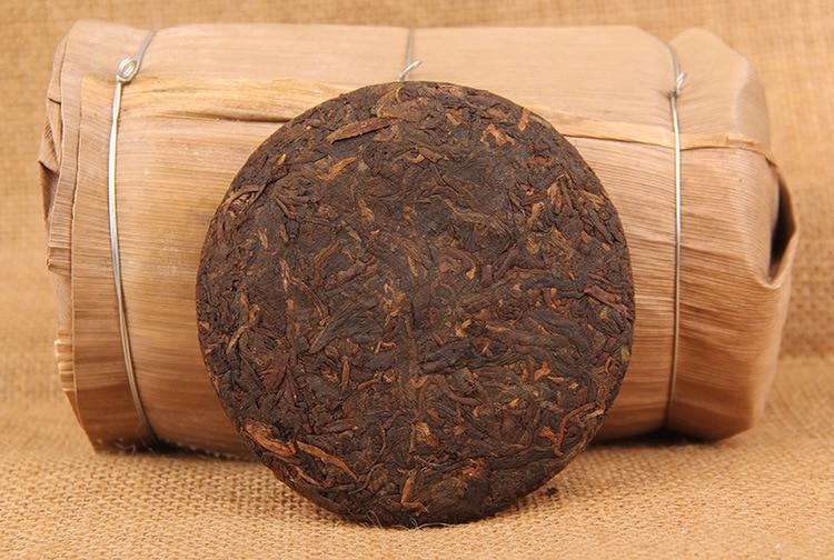 100g 2013 Yr Laobanzhang Ripe Puer Tea Cake Authentic Yunnan Menghai Lao Ban Zhang Old Puer Tea Puerh Shu Pu-erh Black tea