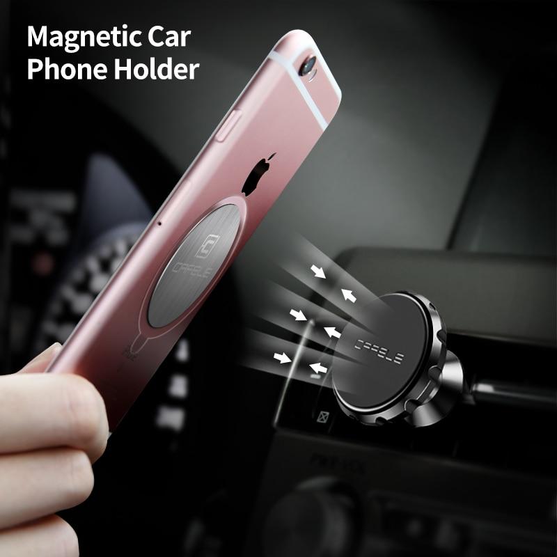 CAFELE καθολική μαγνητική βάση - Ανταλλακτικά και αξεσουάρ κινητών τηλεφώνων - Φωτογραφία 4