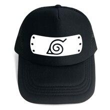 IVYYE 1 piezas Naruto negro moda Anime gorra de béisbol Casual Snapback  gorras de deporte de algodón bola sombreros sombrero de . 27dd92408c5