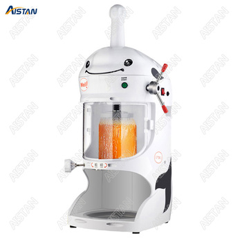 ZC1280A Electric Snow Ice Shaver Crusher Machine of bar equipment 1