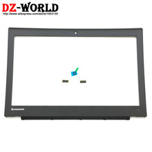 NEW Original for ThinkPad X240 X250 LCD Front Shell Bezel Cover with Model Indicator Camera Plate Cover 04X5360