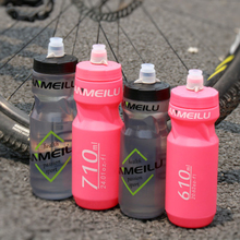 2019 bicycle bottle soft plastic Leak Proof Sports High Quality  Portable cycling running bike accessories