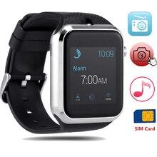 Gd19 smart watch smartwatch sport intelligente uhr unterstützung sim-karte anti-verlorene kamera armbanduhr pk u8 dz09 für android-handy