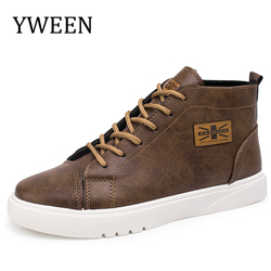 Yween men casual shoes autumn winter lace up style man fashion trend outdoors shoes youth ankle.jpg 250x250