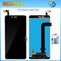 Высокое качество Запасные части ЖК-дисплей с сенсорным экраном дигитайзер Для Xiaomi Redmi Note 2 жк сборки 5.5 дюймов + бесплатные инструменты
