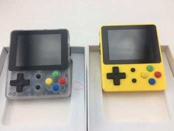 LDK game 2.6inch Mini Handheld Game Console Nostalgic Children Retro game Mini Family TV Video Consoles can download install!