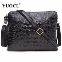 Women Messenger Genuine Leather Bags Handbags Famous Brands Designer High Quality Fashion Bolsos Sac A Main