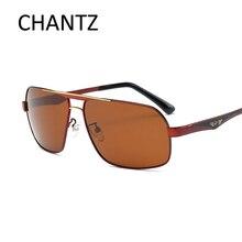 Men Vintage HD Polarized Sunglasses Classic Brand Sun Glasses Male Coating Driving Okulary UV400 Lunette De Soleil Homme 2654