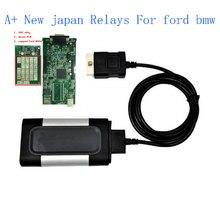 Nueva OBD Escáner para pro cdp auto del coche y camión herramienta de Diagnóstico profesional OBD2 Escáner Tester Detector para Ds150e