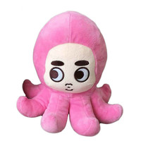 KPOP 20cm/8 EXO XOXO Planet #2 Doh Kyungsoo D.O. Octopu Plush Toy Stuffed Doll Collection