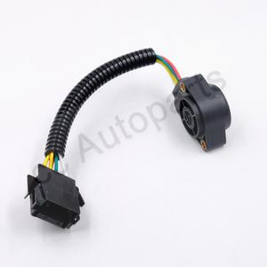 Image 1 - THROTTLE POSITION SENSOR 5 WIRES FOR VOLVO TRUCK FH 20504685 3171530 1063332