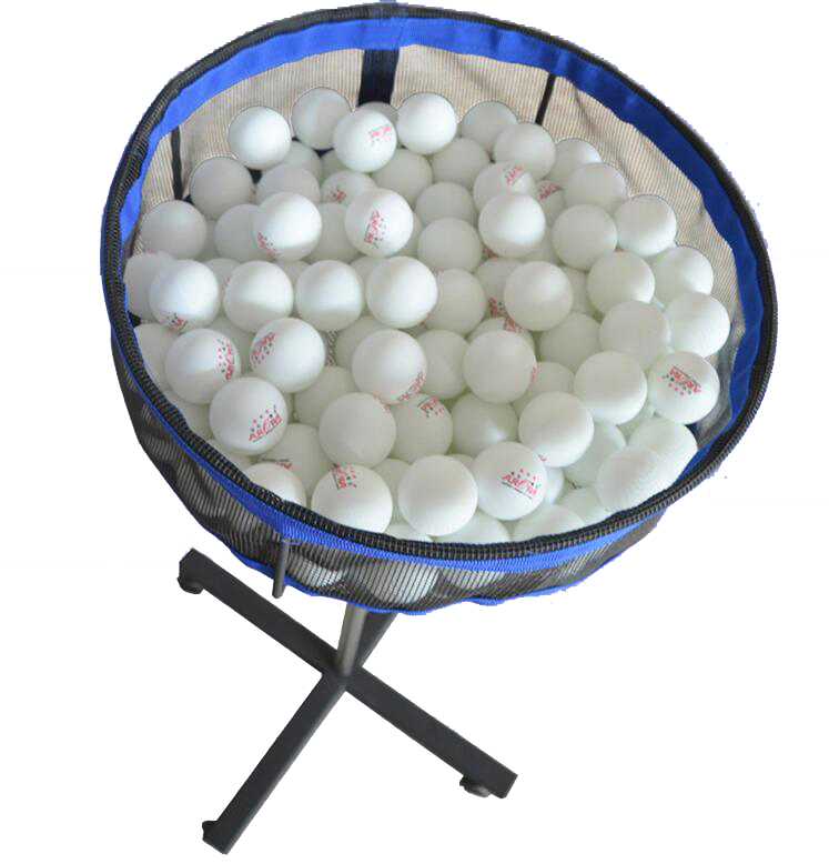 Table tennis dedicated multi-ball basket multi-ball set moving multi-ball basin multi