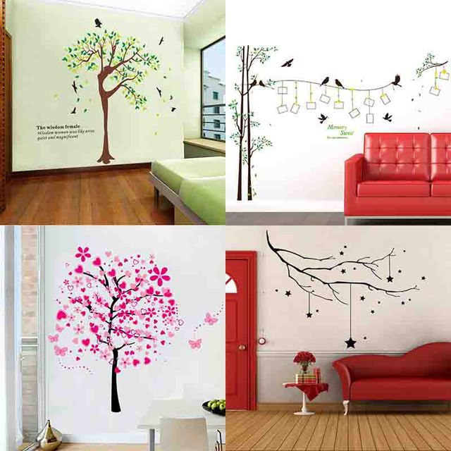 Aliexpresscom Buy Art Design Hot wall stickers Coconut tree