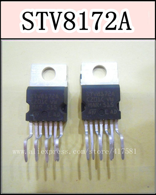 Free shipping (20pcs/Lot )    STV8172A  STV8172