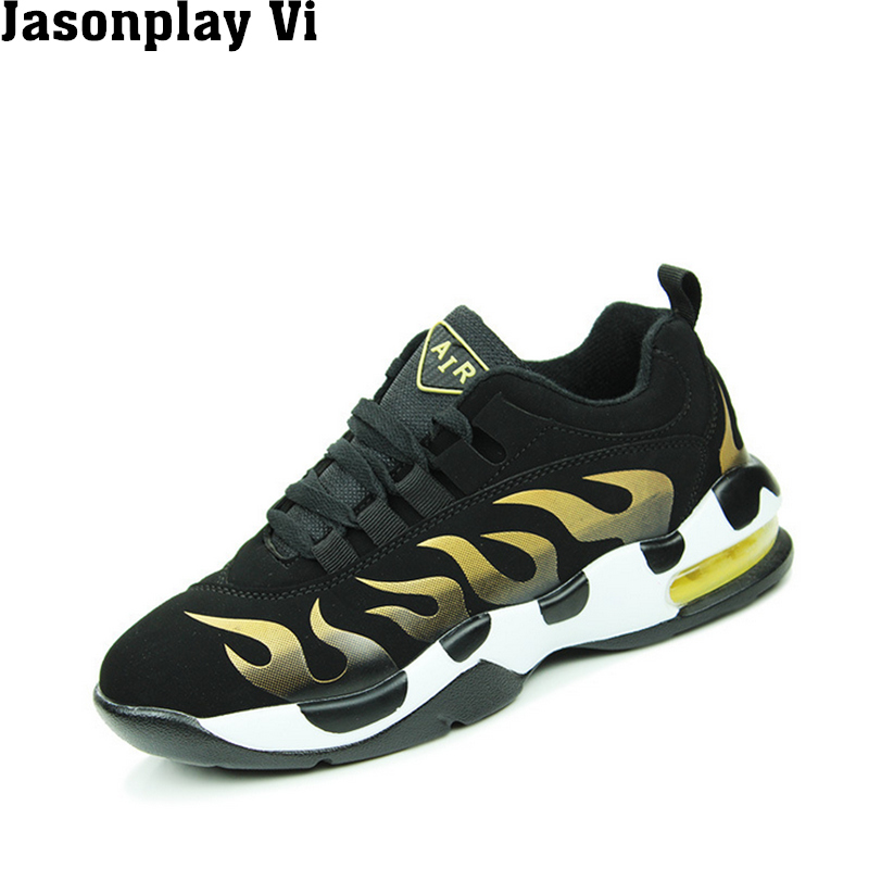 ФОТО Jasonplay Vi & 2016 New Couple Breathable air Casual Shoes Men walking Tenis Shoes High Quality Fashion Flat Men Shoes WZ328