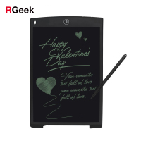 Portable 12 Inch LCD Writing Tablet Digital Drawing Tablet Handwriting Pads Electronic Tablet Board Ultra Thin