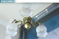 Подвесной светильник, винтажная лампа для ресторана