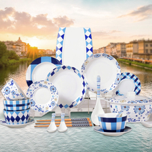 Dear hoomey 28 Mediterranean dishes Jingdezhen creative & Buy mediterranean tableware and get free shipping on AliExpress.com