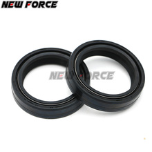 купить 37 50 11 37x50x11 Motorcycle Parts Front Fork Dust and Oil Seal For FT500/XL500 /FT500 /XL500 CB650SC Damper Shock Absorber онлайн