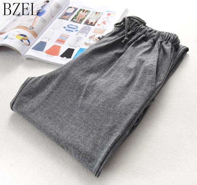 Autumn Cotton Sleep Bottoms Mens Pajama Simple Sleepwear Pants Pijamas For Male Mens Pants Pyjama Trousers Homewear Home Cloth