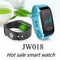 New Smartband JW018 band miband smart wristband Pulsera Waterproof Fitness Bracelet Sports Wristband Gear Fitdit watch for phone