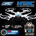 H12C JJRC 2.4g Girocompás RC Helicóptero 3D Rollo de Una Tecla de Retorno UAV Drone Headless Quadcopter Con Cámara de 5 MP F15726