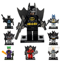 Súper DC Batman vs Superman Robin Joker Proyecto Kid Juguetes Educativos Mini Building Blocks Ladrillos Compatible con legoeINGlys 233